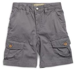 Lucky Brand Little Boy's & Boy's Moonless Cotton Six-Pocket Style Shorts