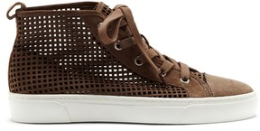 Sole Society Dulcia perforated sneaker