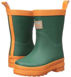 Hatley Matte Finish Rain Boots Boys Shoes