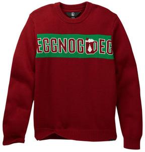 Volcom Strange Eggnog Sweater (Big Boys)
