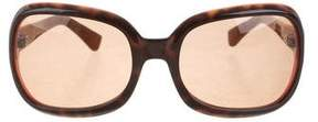 Paul Smith Tinted Square Sunglasses
