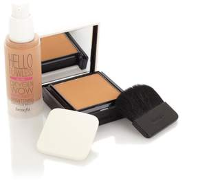 Benefit Cosmetics Hello Flawless Foundation and Powder Duo - Amber