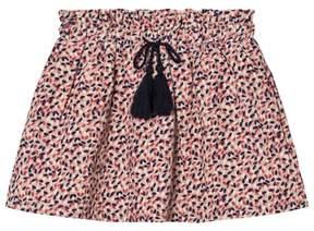 Mini A Ture Milja Skirt, K Withered Rose