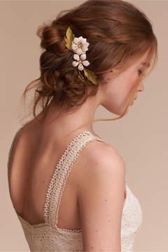 BHLDN Twin Blossom Hair Comb