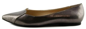 Callisto Womens Justine Pointed Toe Slide Flats.