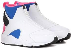 Nike Hurrache Run Mid leather sneakers