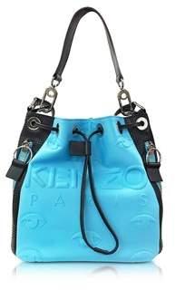 Kenzo Women's Light Blue Other Materials Shoulder Bag.