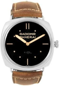 Panerai Radiomir SLC Acciaio 47mm 3 Days Power Reserve PAM00425 Stainless Steel 47mm Mens Manual Watch