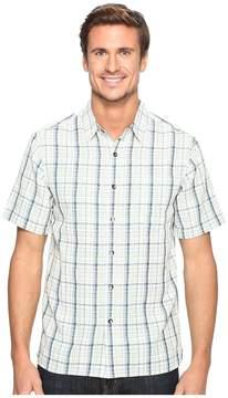 Royal Robbins Pilat Plaid Short Sleeve Shirt Men's Short Sleeve Button Up
