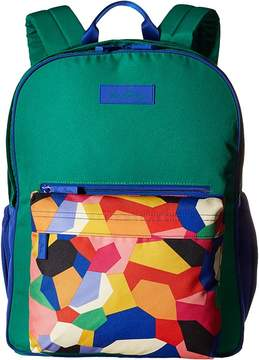 Vera Bradley Large Color Block Backpack Backpack Bags