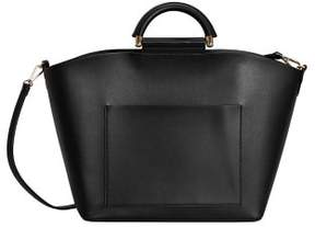 MANGO Pocket shopper bag