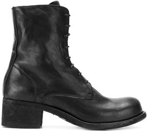 Officine Creative lace-up fitted boots