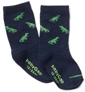 Gap Print dress socks