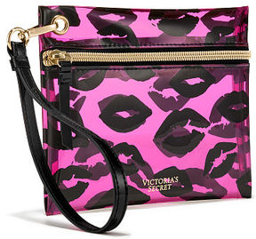 Victoria's Secret Victorias Secret Lip Beauty Bag