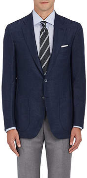 Isaia Men's Sanita Cashmere Two-Button Sportcoat