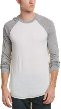 Autumn Cashmere Crewneck Cashmere-Blend Sweater