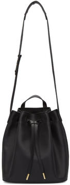Pb 0110 Black Large AB 16 Bucket Bag