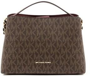 Michael Kors Womens Handbag Portia. - BROWN - STYLE