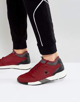 Le Coq Sportif Omicron Craft Sneakers In Red 1720060