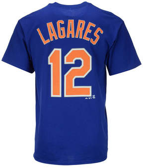 Majestic Men's Juan Lagares New York Mets Player T-Shirt