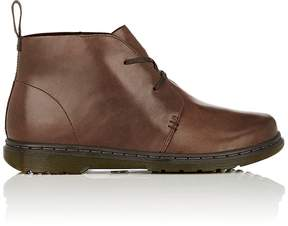 Dr. Martens WOMEN'S CYNTHIA LEATHER CHUKKA BOOTS