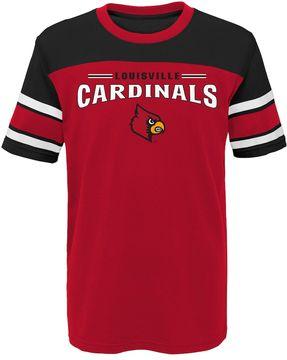 NCAA Boys 4-7 Louisville Cardinals Loyalty Tee