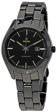 Rado HyperChrome Black Dial Automatic Ladies Ceramic Watch
