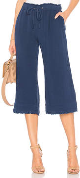 Bella Dahl Wide Leg Crop Pant
