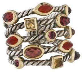 David Yurman Five-Row Confetti Ring