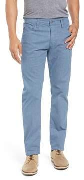 AG Jeans Tellis Slim Fit Stretch Plaid Pants