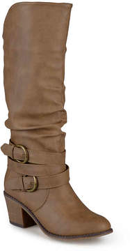 Journee Collection Women's Late Wide Calf Boot