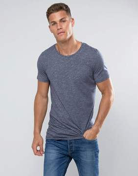 Tom Tailor Longline T-Shirt With Curved Hem