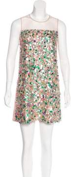 Blugirl Embellished Shift Dress