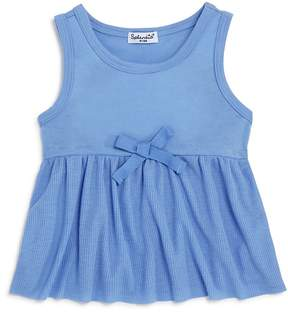 Splendid Girls' Swing Tank Top with Bow - Baby