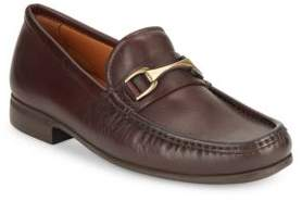Vince Camuto Leather Horsebit Loafers