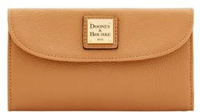 Dooney & Bourke Belvedere Continental Clutch Wallet - SAND - STYLE