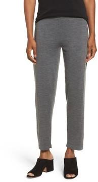 Eileen Fisher Women's Merino Wool Ankle Pants