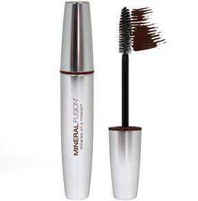 Mineral Fusion Chestnut Volumizing Mascara by 0.57oz Makeup)