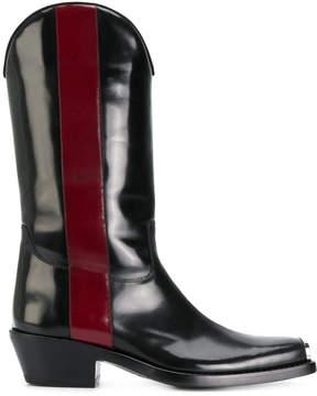 Calvin Klein Western Ed boots