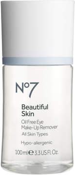 No7 Beautiful Skin Oil-Free Eye Makeup Remover