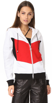 Courreges Hood Sweatshirt