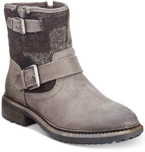 White Mountain Carlin Booties Women's Shoes