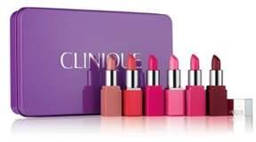 Clinique Pop Party Lip Colour Set- $65.00 Value