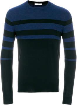 Paolo Pecora striped knit jumper