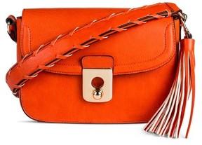 Mossimo Women's Crossbody Handbag with Tassel