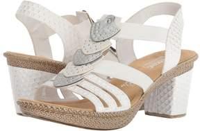 Rieker 66514 Rabea 101 Women's Shoes