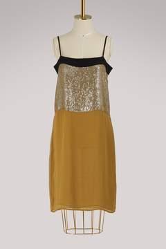 Vanessa Bruno Isty silk dress