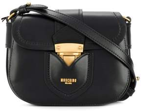 Moschino mini buckled shoulder bag