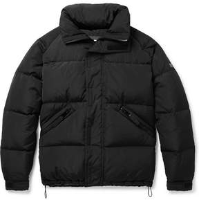 Sandro Shell Quilted Down Jacket