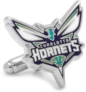 Ice Charlotte Hornets Cufflinks